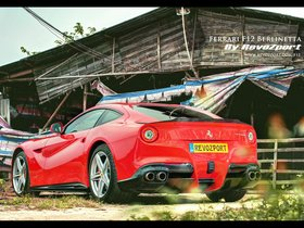 Ver foto 3 de Ferrari F12 berlinetta Revozport 2013