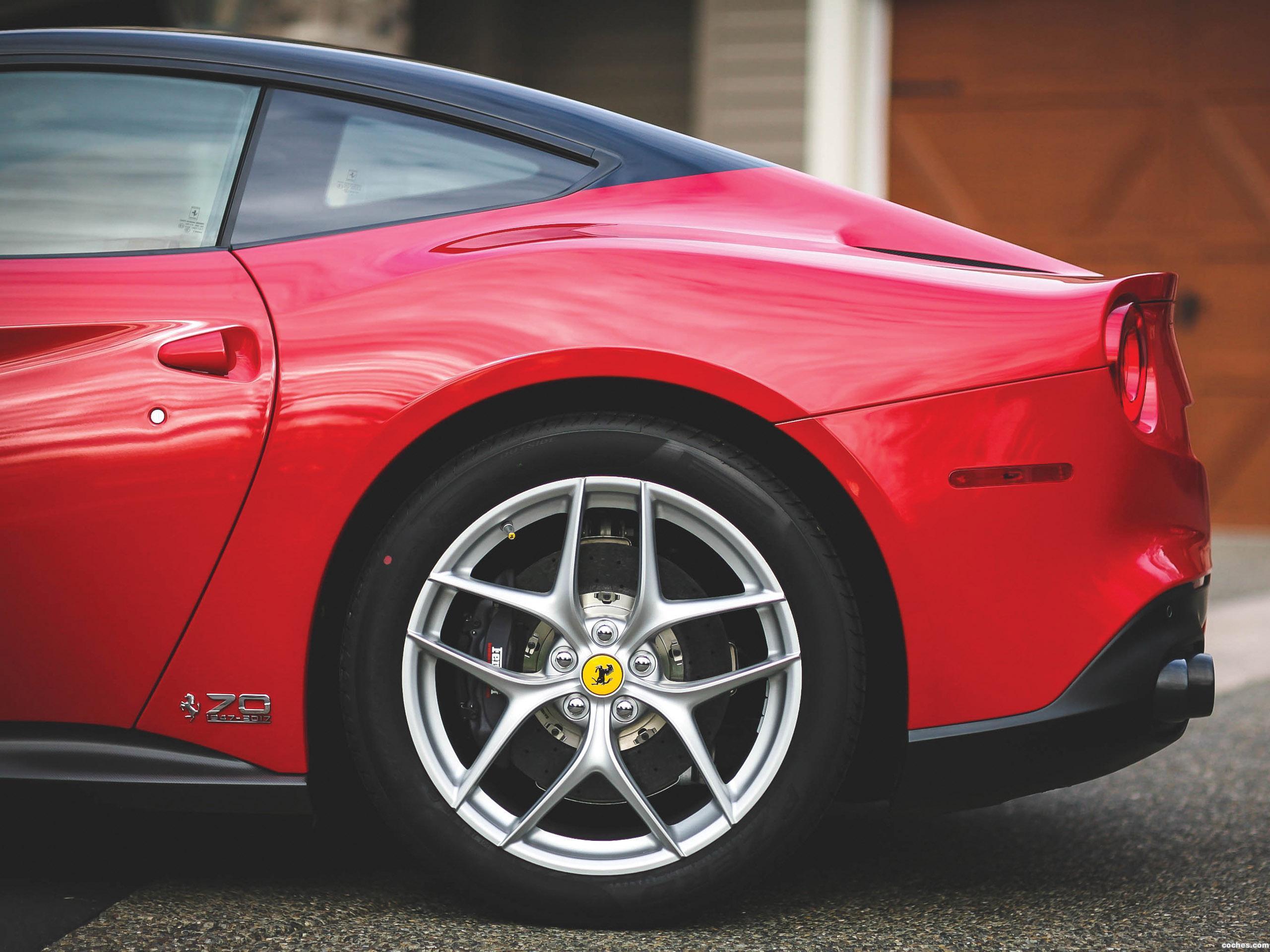 Foto 16 de Ferrari F12 berlinetta The Magnum Pi 2017