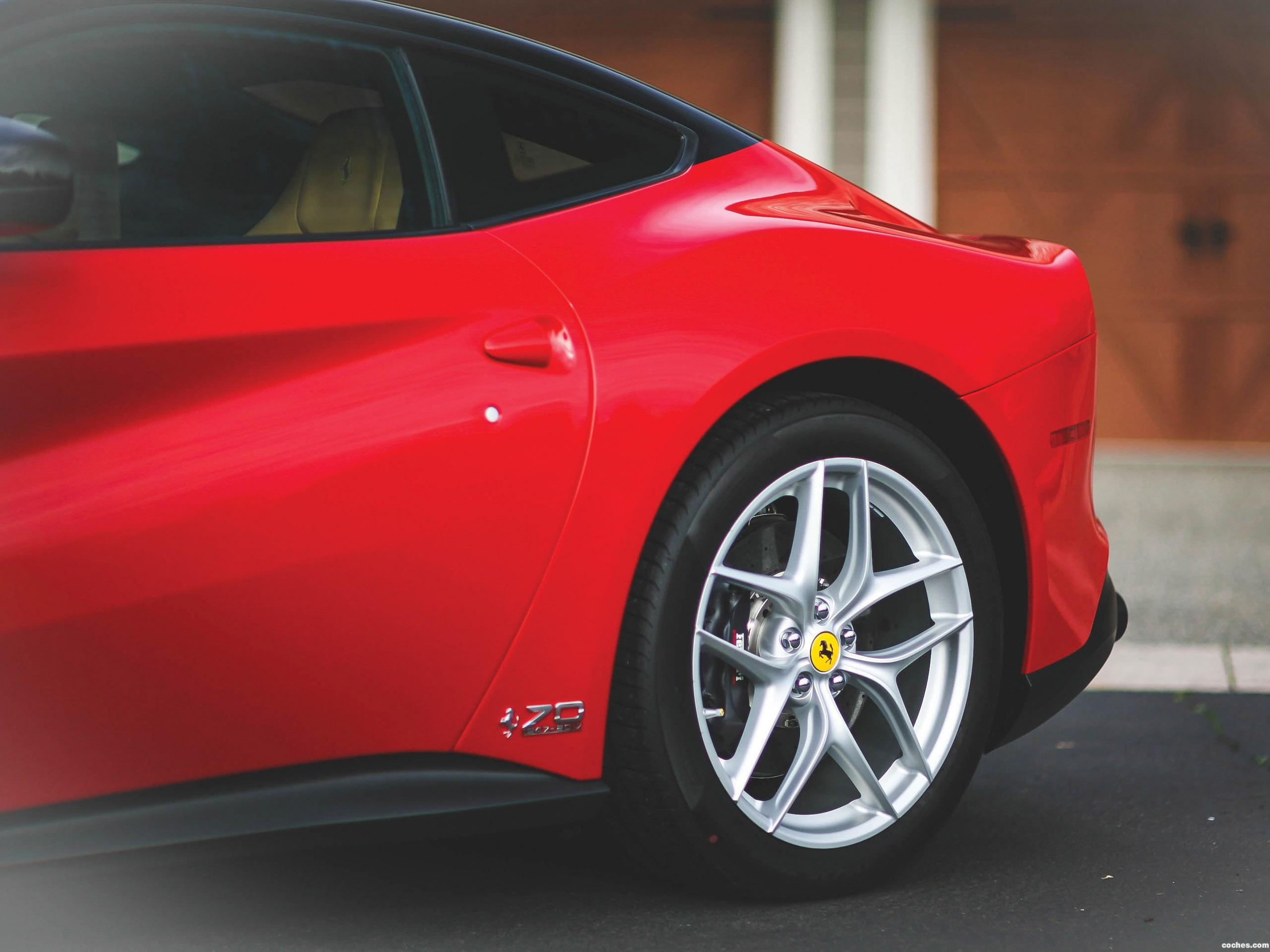 Foto 15 de Ferrari F12 berlinetta The Magnum Pi 2017