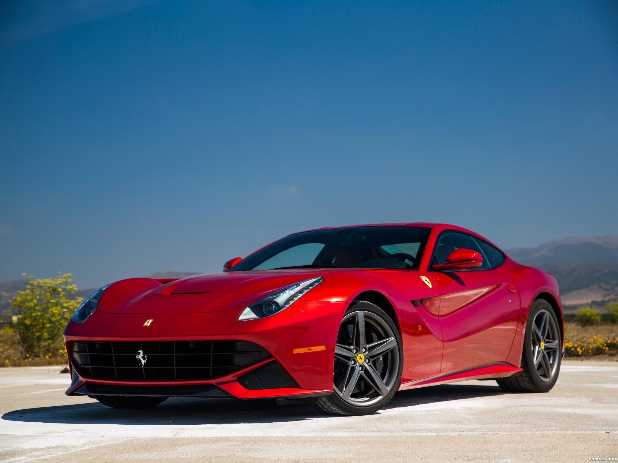 Foto 0 de Ferrari F12 berlinetta USA 2013