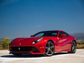 Ver foto 1 de Ferrari F12 berlinetta USA 2013