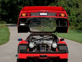 Ver foto 19 de Ferrari F40 1987