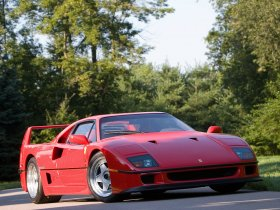 Ver foto 18 de Ferrari F40 1987
