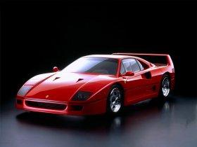 Ver foto 17 de Ferrari F40 1987