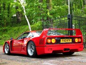 Ver foto 15 de Ferrari F40 1987