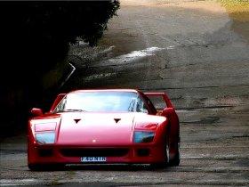 Ver foto 14 de Ferrari F40 1987