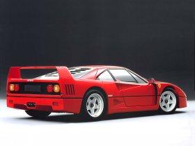 Ver foto 13 de Ferrari F40 1987