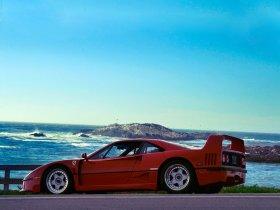 Ver foto 10 de Ferrari F40 1987