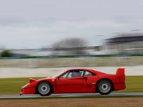Ver foto 9 de Ferrari F40 1987