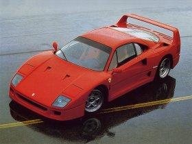 Ver foto 8 de Ferrari F40 1987