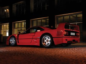 Ver foto 6 de Ferrari F40 1987