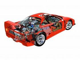 Ver foto 3 de Ferrari F40 1987