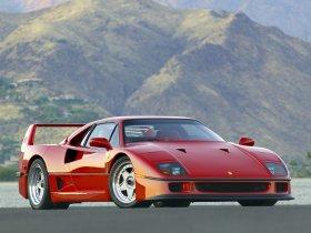 Ver foto 2 de Ferrari F40 1987