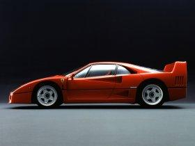 Ver foto 28 de Ferrari F40 1987