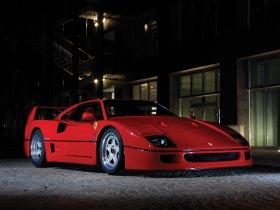 Ver foto 1 de Ferrari F40 1987