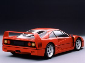 Ver foto 27 de Ferrari F40 1987