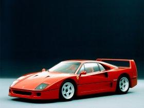 Ver foto 24 de Ferrari F40 1987