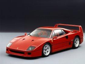 Ver foto 22 de Ferrari F40 1987