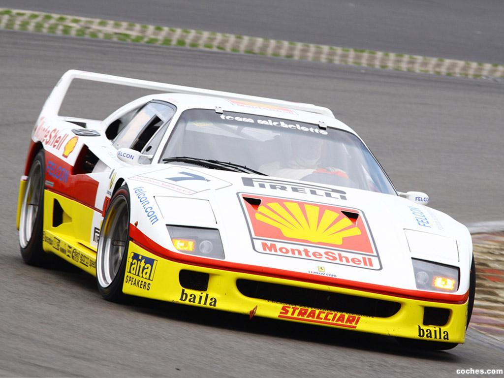 Foto 0 de Ferrari F40 GT 1989