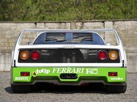 Ver foto 2 de Ferrari F40 GT 1989