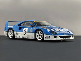 Ver foto 7 de Ferrari F40 GT Michelotto Racing Car 1991