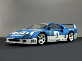 Ver foto 6 de Ferrari F40 GT Michelotto Racing Car 1991