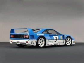 Ver foto 5 de Ferrari F40 GT Michelotto Racing Car 1991