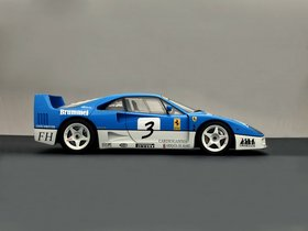 Ver foto 4 de Ferrari F40 GT Michelotto Racing Car 1991