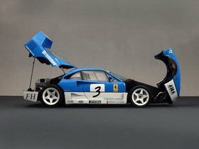 Ver foto 3 de Ferrari F40 GT Michelotto Racing Car 1991
