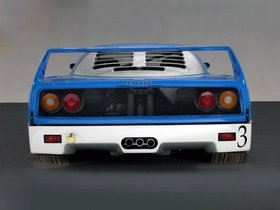 Ver foto 2 de Ferrari F40 GT Michelotto Racing Car 1991
