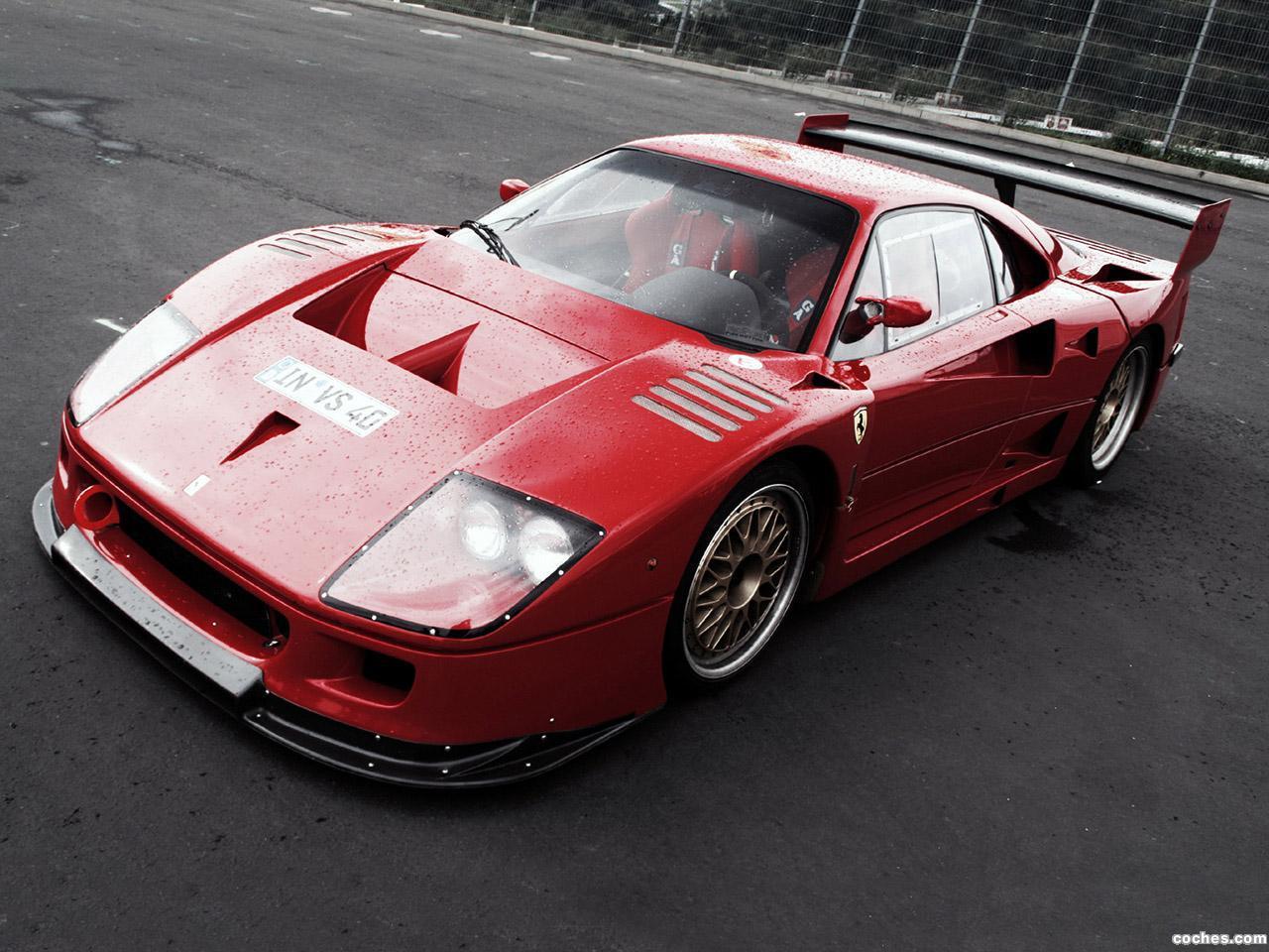 Foto 0 de Ferrari F40 LM 1988