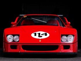 Ver foto 11 de Ferrari F40 LM 1988