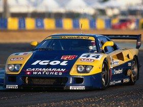 Ver foto 10 de Ferrari F40 LM 1988
