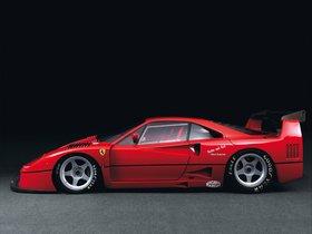 Ver foto 9 de Ferrari F40 LM 1988