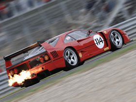Ver foto 6 de Ferrari F40 LM 1988