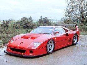 Ver foto 18 de Ferrari F40 LM 1988