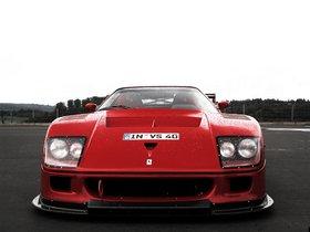 Ver foto 16 de Ferrari F40 LM 1988