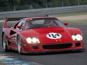 Ver foto 15 de Ferrari F40 LM 1988