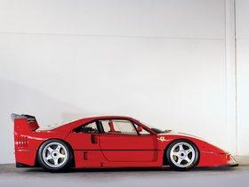 Ver foto 13 de Ferrari F40 LM 1988