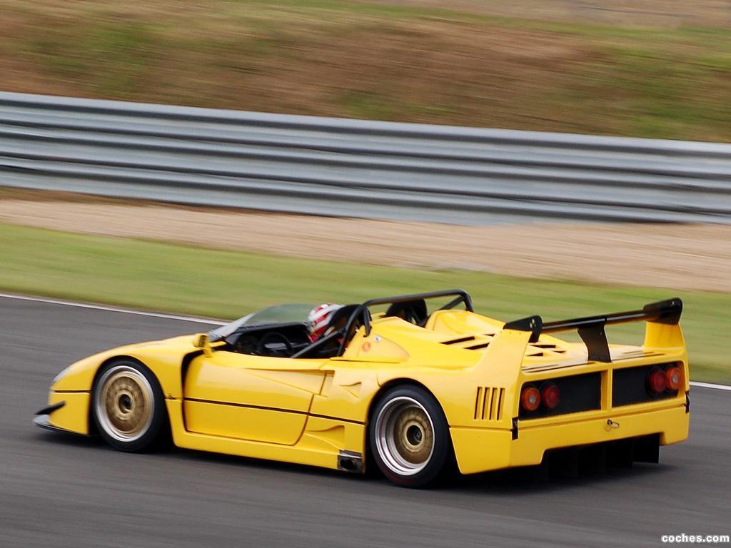 Foto 2 de Ferrari F40 LM Barchetta 1993