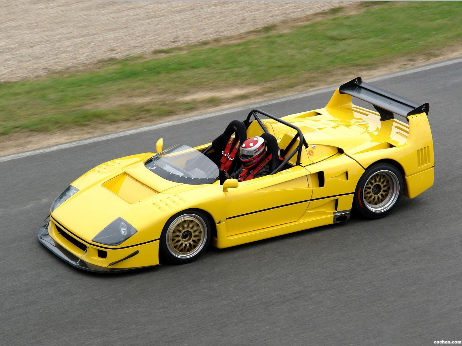 Foto 0 de Ferrari F40 LM Barchetta 1993