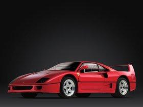 Ver foto 6 de Ferrari F40 Prototype 1987