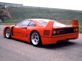 Ver foto 4 de Ferrari F40 Prototype 1987