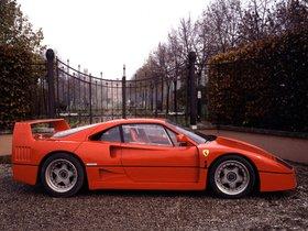 Ver foto 3 de Ferrari F40 Prototype 1987