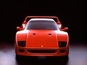 Ver foto 2 de Ferrari F40 Prototype 1987