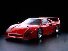 Ver foto 1 de Ferrari F40 Prototype 1987