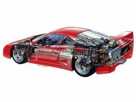 Ver foto 12 de Ferrari F40 Prototype 1987