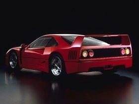 Ver foto 11 de Ferrari F40 Prototype 1987