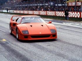 Ver foto 10 de Ferrari F40 Prototype 1987