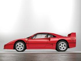 Ver foto 8 de Ferrari F40 Prototype 1987